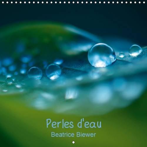 9781325084876: Perles d'eau 2016: Des jolies gouttes d'eau telles des perles (Calvendo Nature)