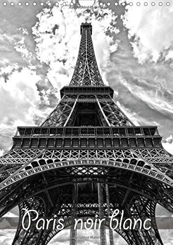 9781325087860: Paris noir blanc 2016: La capitale Paris en noir et blanc, vue d'un taxi (Calvendo Places) (French Edition)