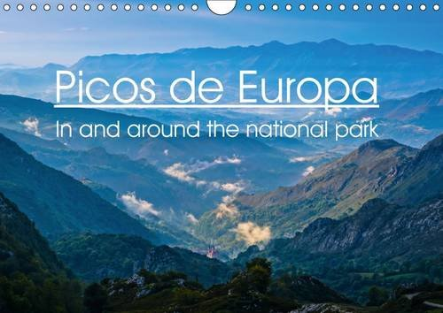 9781325088133: Picos de Europa - In and Around the National Park: Lush and Craggy at the Same Time, the Picos de Europa are a Beautiful National Park in Northern Spain (Calvendo Places)