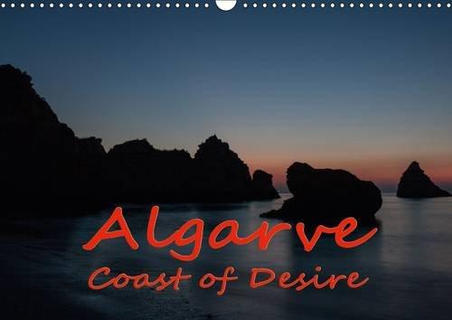 9781325088898: Algarve Coast of Desire: Impressions from the Algarve (Calvendo Places)