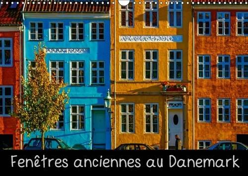 Fenetres Anciennes au Danemark: Un Vieux Village de Pecheurs, De Petites Maisons d'Epoque aux ...