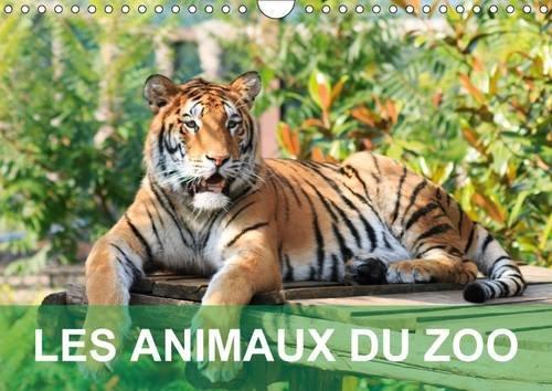9781325089628: Les Animaux du Zoo: Calendrier avec des Photos Tendres et Amusantes de Vos Animaux Preferes (Calvendo Animaux) (French Edition)