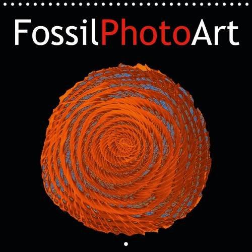 Fossilphotoart: Photos de Fossiles Manipulees a l'Ordinateur. (Calvendo Art) (French Edition):...