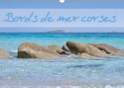 9781325089932: Bords de mer corses : Calendrier mural A3 horizontal 2016