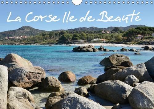 9781325090006: La Corse Ile de Beaute 2016: Calendrier de Photos sur la Corse