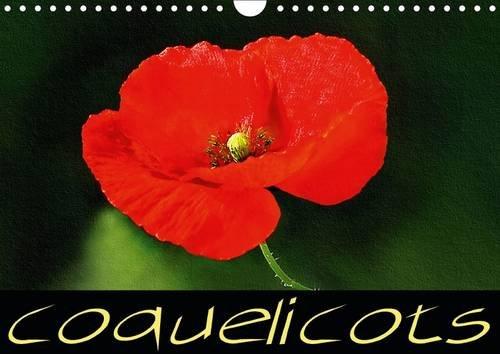 Coquelicots: Serie de Tableaux de Fleurs de Coquelicot (Calvendo Nature) (French Edition)