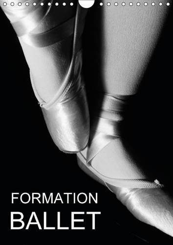 Formation Ballet: Photos de Cours de Ballet et de Chaussons de Danse. (Calvendo Art) (French ...