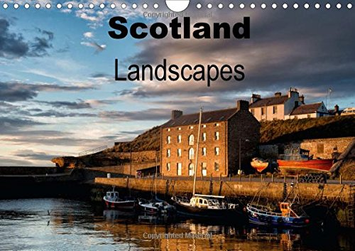 9781325091041: Scotland Landscapes: Impressive Landscapes, Fantastic Sights and Impressive Lights Make Scotland One of the Most Charming Places in the World (Calvendo Nature)