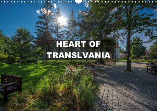 9781325091737: Heart of Transylvania: Harghita Cvounty Miercurea Ciuc