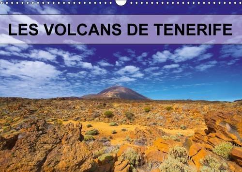 Les Volcans de Tenerife: Volcans, Plantes et Pins Parsement les Coulees de Lave. (Calvendo Places) ...