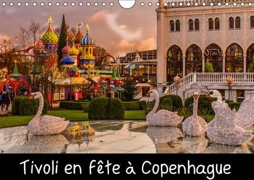 9781325093090: Tivoli en Fete a Copenhague: Le Jardins de Tivoli au Centre de la Ville de Copenhague, les Decors et Lumieres des Fetes de Fin d'Annee