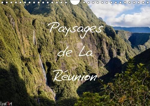 9781325093694: Paysages de la Reunion: Calendrier Mensuel, 14 Pages sur les Paysages de la Reunion