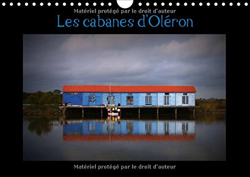 Les Cabanes d'Oleron 2016: Cabanes de Createurs sur i'Ile d'Oleron (Calvendo Places)...