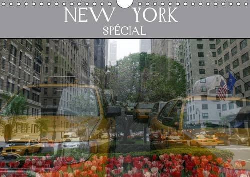 New York Special: Photos Dynamiques d'une Ville de Reve. (Calvendo Places) (French Edition): ...