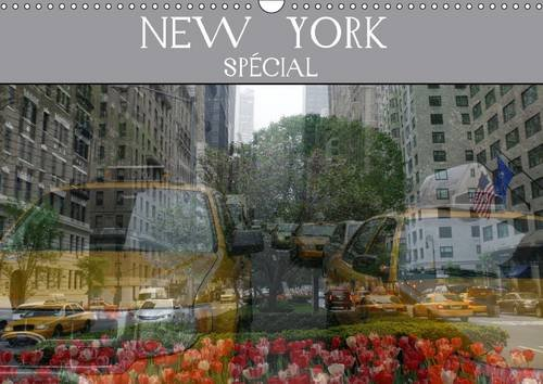 New York Special: Photos Dynamiques d'une Ville de Reve. (Calvendo Places) (French Edition): ...