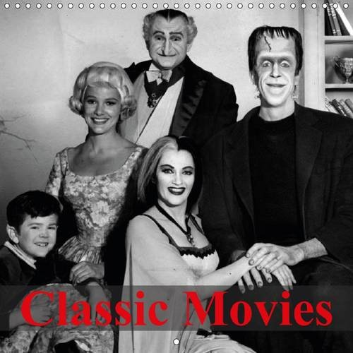 9781325095964: Classic Movies (Wall Calendar 2016 300 � 300 mm Square): Great old cult movies (Monthly calendar, 14 pages) (Calvendo Art)