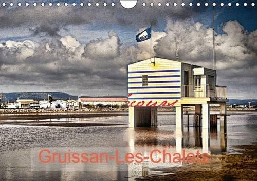 Gruissan-les-Chalets: Gruissan-les-Chalets en Automne (Calvendo Nature) (French Edition): ...