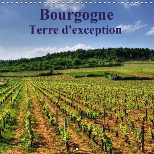 Bourgogne Terre D'exception: La Bourgogne Magnifique Region aux Vignobles Reputes (Calvendo ...