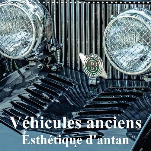 Vehicules Anciens Esthetique d'Antan: Details de Voitures Classiques Ayant du Style, de l&#x27...