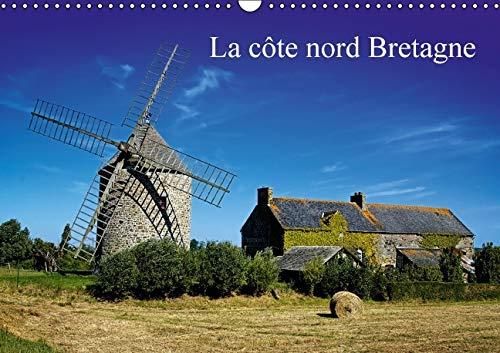 9781325103171: Cote Nord Bretagne: Paysages de Bretagne (Calvendo Places) (French Edition)
