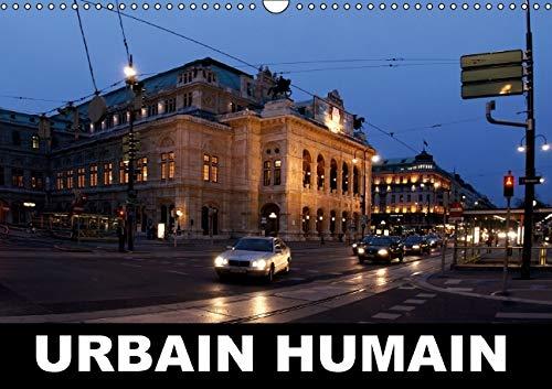 9781325103317: Urbain humain : Photographies de vie urbaine en Europe. Calendrier mural A3 horizontal 2016 (Calvendo Places)