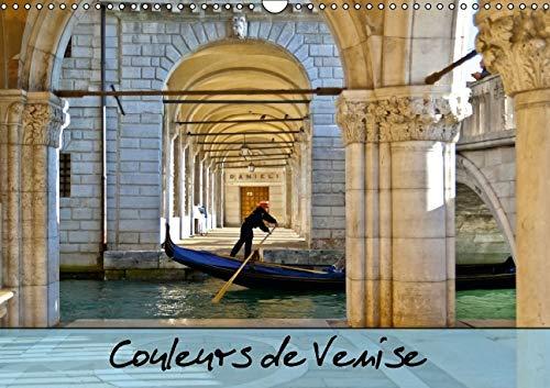 Couleurs de Venise: Promenade Coloree au Fil des Canaux. (Calvendo Places) (French Edition): ...