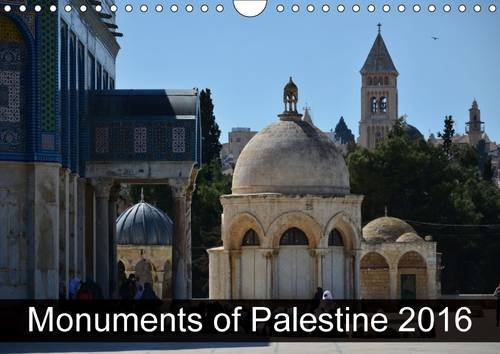 9781325103621: Monuments of Palestine 2016: The Best Photos from Wiki Loves Monuments, the World's Largest Photo Competition on Wikipedia