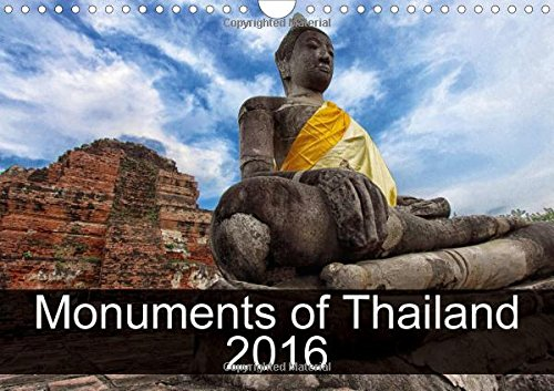 9781325103805: Monuments of Thailand 2016: The Best Photos from Wiki Loves Monuments, the World's Largest Photo Competition on Wikipedia (Calvendo Places)