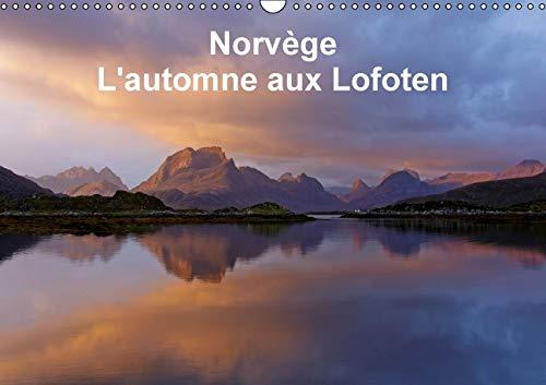 9781325103980: Norvege l'Automne aux Lofoten: Photographies de Paysages des Iles Lofoten, en Norvege.