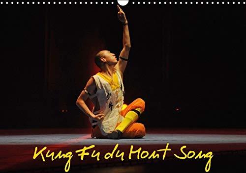 9781325104116: Kung Fu du Mont Song: Decouvrir les Fabuleuses Facultes Millenaires des Moines de Shaolin Qui sont l'Alliance Ultime de la Force de l'Esprit et de la ... (Calvendo Connaissance) (French Edition)
