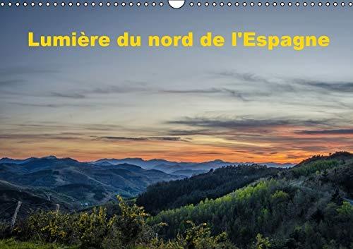 Lumiere du Nord de l'Espagne: Paysages du Nord de l'Espagne (Calvendo Nature) (French ...