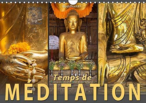 Temps de Meditation 2016: Photos Qui Inspirent a la Meditation (Calvendo Places) (French Edition): ...