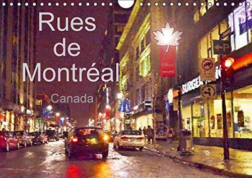 9781325105816: Rues de Montreal 2016: Montreal en Toutes Saisons et en Toutes Circonstances