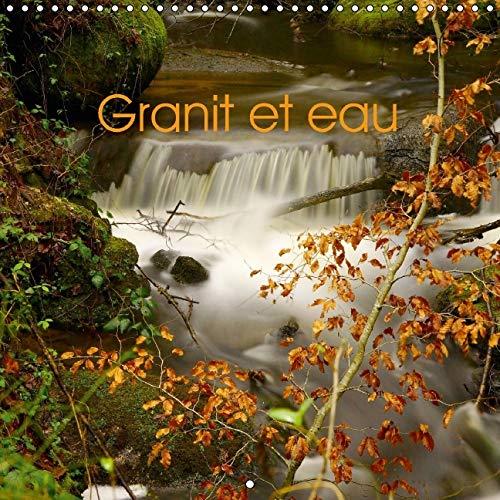 Granit et Eau 2016: Photo de Rivieres et Petits Cours d'Eau du Tarn (Calvendo Nature) (French ...