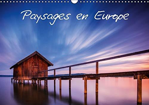 Paysages en Europe 2016: Decouvrez des Paysages a Couper le Souffle en Europe. (Calvendo Places) (...
