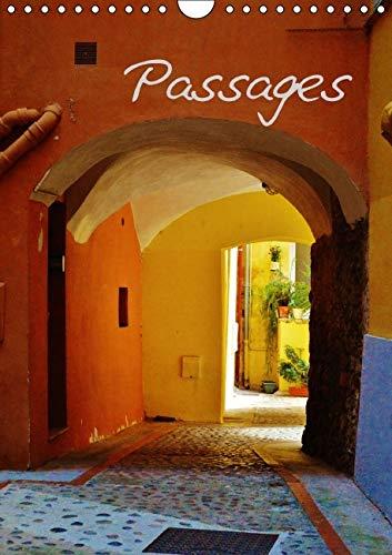 9781325107100: Passages 2016: Passages et Traverses dans les Villes et Villages du Sud de l'Europe (Calvendo Places) (French Edition)