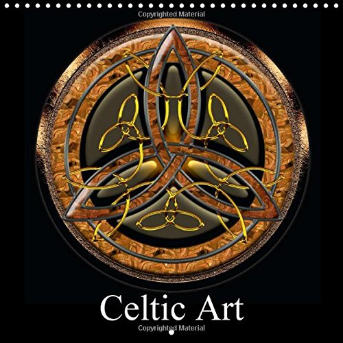 9781325107889: Celtic Art 2016: Rediscover celtic art through this original representation (Calvendo Art)