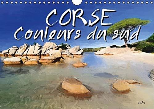 Corse Couleurs du Sud 2016: Serie de 13 Tableaux, d'une Selection de Vues Pittoresques de l&#...