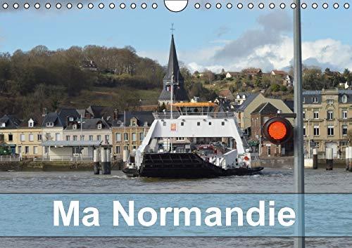Ma Normandie 2016: Lieux Typiques de Cette Region de la Seine a la Mer. (Calvendo Places) (French ...