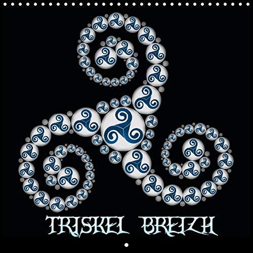 Triskel Breizh 2016: Art Celtique (Calvendo Art) (French Edition)