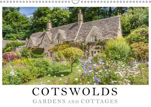 9781325108763: Cotswolds - Gardens and Cottages 2016: The Cotswolds is one of the most beautiful and magnificent areas in the green heart of England. (Calvendo Places)