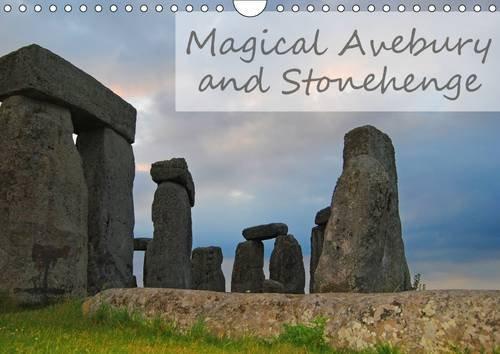 9781325109548: Magical Avebury and Stonehenge 2016: Magical Impressions of Avebury and Stonehenge (Calvendo Places)