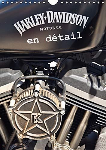 9781325109760: Harley Davidson en Detail 2016: Les Plus Belles Photos de Details des Harley Davidson dans un Calendrier