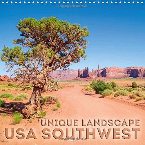 9781325110629: USA SOUTHWEST Unique landscape 2016: Picturesque and unspoiled countryside (Calvendo Nature)
