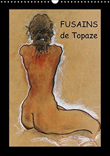 Fusains de Topaze 2016: Croquis aux Fusains et Crayons Gras (Calvendo Art) (French Edition): ...