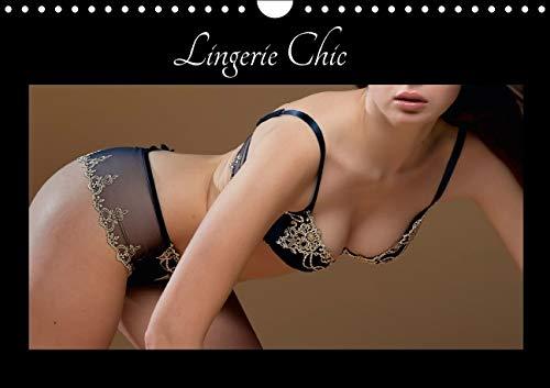 9781325111787: Lingerie chic : De la belle lingerie pour le plaisir de vos yeux. Calendrier mural A4 horizontal 2016 (Calvendo Personnes)