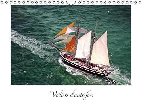 Voiliers d'Autrefois 2016: Photos Aeriennes d'Anciens Voiliers (Calvendo Mobilite) (...