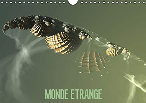 Monde Etrange 2016: L'Art Numerique (Calvendo Art) (French Edition): Redinard