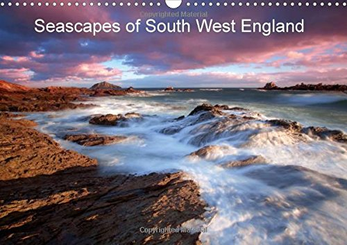 9781325112203: Seascapes of South West England (Wall Calendar 2016 DIN A3 Landscape): A selection of the best sunsets in South West England, UK (Monthly calendar, 14 pages) (Calvendo Places)