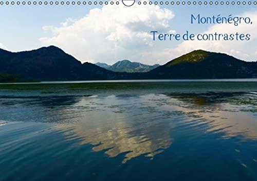Montenegro, Terre de Contrastes 2016: Le Montenegro et ses Couleurs (Calvendo Nature) (French ...